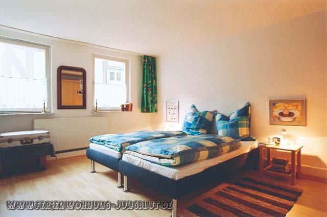 Ferienwohnung-Schlitz_schlafzimmer
