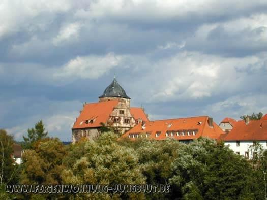 """Ferienwohnung-Schlitz_Ce bâtiment s'appelle """"Vorderburg"""""""