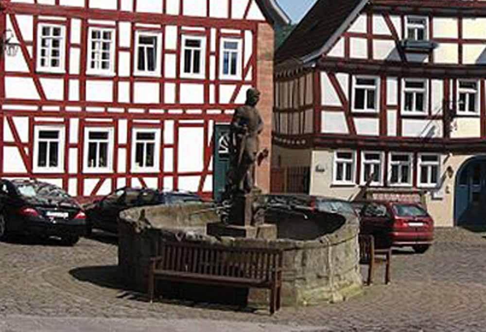 Bornschorsch - Die Figur des Drachentöters