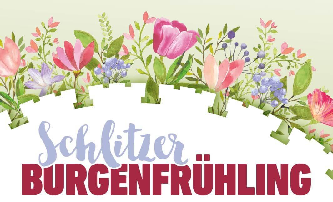 Schlitzer Burgenfrühling_11.+12. Mai 2019_Ferienwohnung-Schlitz.de