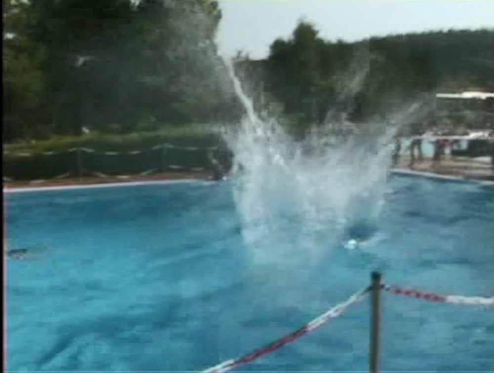 Die perfekte Abkühlung an heißen Sommertagen gibt es im Schlitzer Freibad